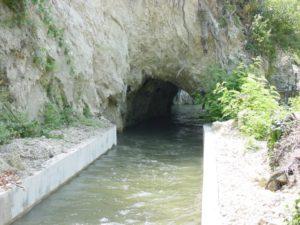 tunel canal ille sur tete